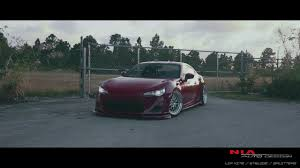 lexus is350 eyelids scion frs with nia splitter eyelids and sides youtube