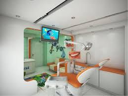 Dental Clinic Interior Design  Dental Studio Pinterest - Dental office interior design ideas