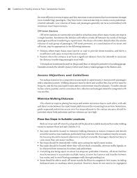 chapter 9 transit access guidelines for providing access to page 80