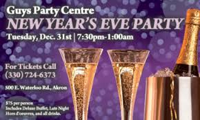new years party akron ohio event spotlight s party centre new year s party
