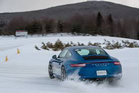 porsche winter top 4 things i learned at porsche camp4 winter performance driving