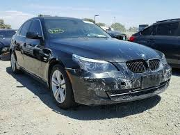 2009 bmw 528xi auto auction ended on vin wbanv13559c156175 2009 bmw 528xi in ca