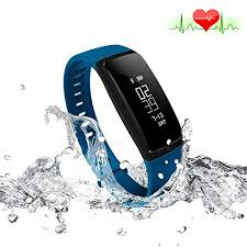 bracelet healthy images Fitness tracker heart rate monitor blood pressure bracelet jpg