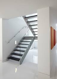 Glass Stair Rail by Accessories Great Picture Of Modern Home Interior Modern Floating