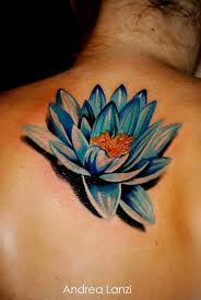 realistic tattoo of lotus for men tattooshunter com