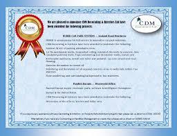 cdm contractors group ltd linkedin
