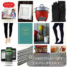 exclusive gift ideas 25 and under
