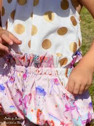 paper bag toddler shorts pattern soul fed on thread kamaria sansahash patterns debut