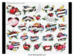 name designs with hearts 3