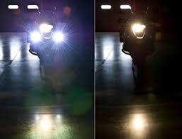 led lights vs regular lights 10w high power cob led auxiliary light kit led light pods off