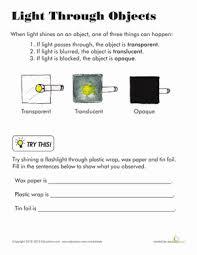 3rd grade physical science worksheets u0026 free printables