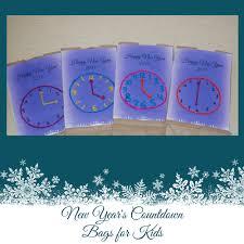 wikki stix new year u0027s eve countdown activity bags for kids