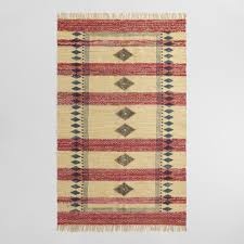Green And Brown Area Rugs Natural Fiber Rugs Jute U0026 Chindi Rugs World Market