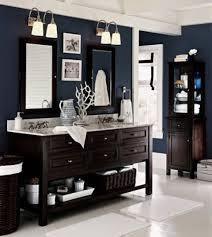 Bathroom Astounding Sea Inspired Bathroom Décor Ideas With Wall