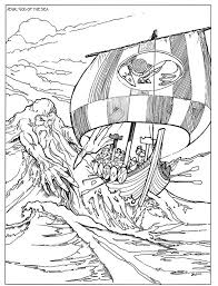 viking ship coloring page 203 best coloring pages to print others images on pinterest