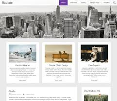 best design blogs 55 best free wordpress themes and templates for 2018
