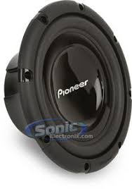 pioneer photo box open box pioneer ts w303r 12 single 4 ohm car subwoofer