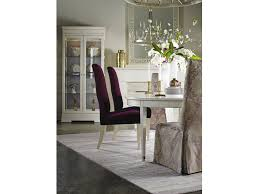 lillian august for hickory white dining room sutton oval dining