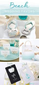 beachy wedding favors your guests will never forget your special day with these great