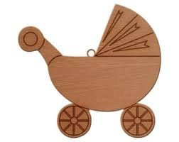 stroller ornament etsy