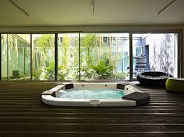 bathroom stunning clear eyed pool and pool jacuzzi lighting also