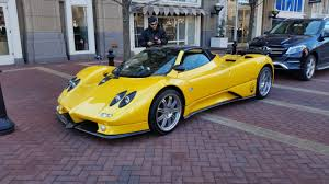 pagani dealership a wild pagani zonda s appeared in boston this morning album on imgur