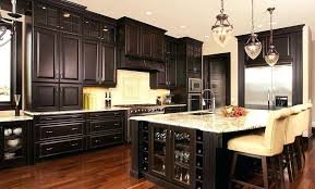 finishing kitchen cabinets ideas staining kitchen cabinets simplir me