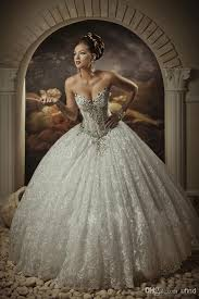 wedding dresses gowns sweetheart gown wedding dresses lace bling crystals