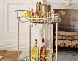 bar round bar wonderful bar cart and wine rack champagne round