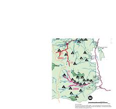 Rmnp Map Fred Knight U0027s Home Page