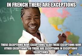 French Meme - my french teacher by vlad catalin 19 meme center