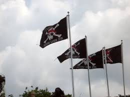 St Thomas Flag Daily Photos U0026 Frugal Travel Tips Blog Archive The Pirates Of