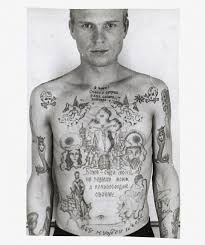 bronnikov u2014 russian criminal tattoo police files