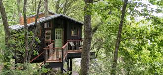 Real Treehouse Treetop Hideaways