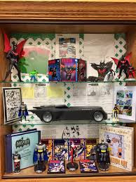 check out u201d the animation and comic book art display at hernando
