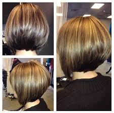angled haircuts front and back photo gallery of short inverted bob haircut back view viewing 14