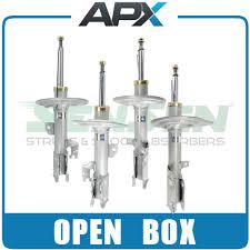 lexus toyota parts cross reference buy sensen open box front u0026 rear shocks struts for 07 11 toyota