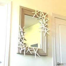 Beachy Bathroom Mirrors Awesome Wall Mirror Of Beachy Bathroom Mirrors Cool Nautical
