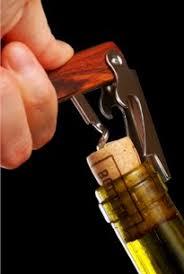 opening bottle