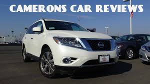 nissan pathfinder platinum 2016 nissan pathfinder platinum 3 5 l v6 review camerons car
