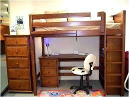 storage loft bed with desk for s beds canwood whistler bundle espresso
