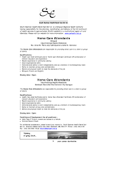 Certified Nursing Assistant Resume Sample by Care Assistant Resume Examples Name