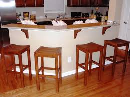 Kitchen Island With Chairs Bar Stools Elegant Kitchen Island Bar Ideas Amazing Kitchen