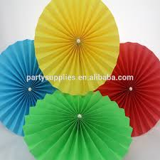 wedding paper fans 2015 wedding paper fans for diy party decorations baby shower