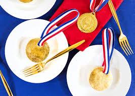 halloween medals gold medal cakes olympics dessert