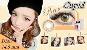 quality yearly cosmetic eye lens color contact lenses korean