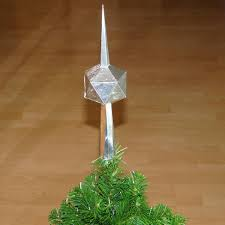 christmas tree toppers paper christmas tree toppers