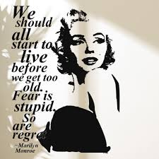Marilyn Monroe Bedroom by 3d Poster Wall Stickers Marilyn Monroe Wall Decal Vinyl Stickers
