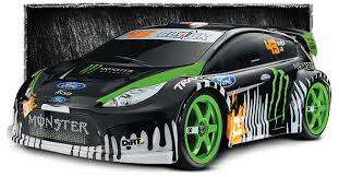 traxxas 1 16 rally ken block monster energy graphics