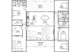 breezeway house plans captivating 4 house plans with breezeway australia the 4 bed homes